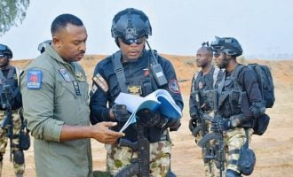 NAF supplies equipment, logistics for 'Eagle Wings' — Nollywood-military movie
