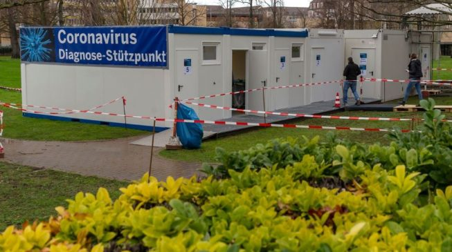 'Early testing, intensive care' — how Germany has kept coronavirus deaths at 31 despite 13,957 cases