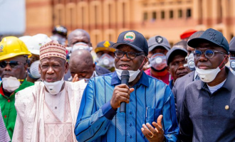Lagos explosion: Governors donate N200m to emergency relief fund