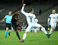 Ighalo scores as Man United thrash LASK inside empty stadium