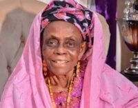 EXTRA: Yahaya Bello is 44, mom dies at 101 — did she have him at 57?