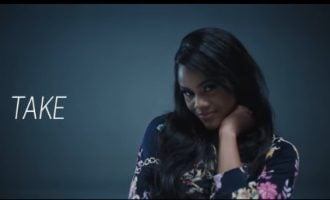 WATCH: Timi Dakolo enlists Busola, Olamide for 'Take' visuals