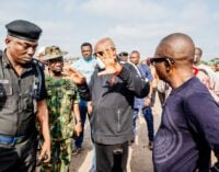 Akeredolu: Akure blast caused by vehicle conveying explosives