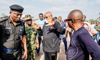 Akeredolu: Akure blast caused by vehicle conveying explosives (updated)