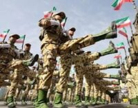 Iran deploys soldiers to combat coronavirus as death toll rises to 77