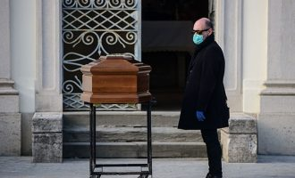 Italian priest dies of coronavirusafter sacrificing his respirator for younger patient