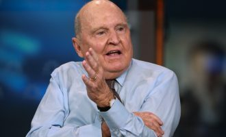 OBITUARY: Jack Welch, son of a train conductor who rose to become America's 'manager of the century'