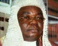 PROFILE: Nweze, the supreme court judge who opposed colleagues over Ihedioha