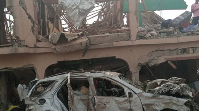 There's something 'suspiciously different' about Abule Ado explosion