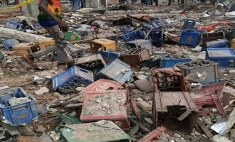 Three more bodies recovered at Abule Ado explosion site