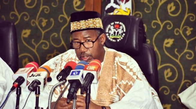 COVID-19: We spend over N15m weekly on health workers, says Bauchi gov