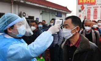China records no COVID-19 death in 24 hours — first time since outbreak