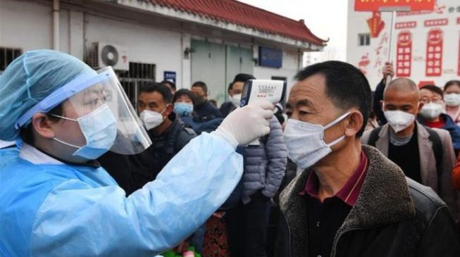 Fears as China is hit by another virus