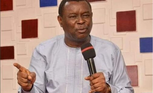 Mike Bamiloye: Any woman who beats her husband is a living dead