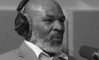 'I'm nothing without boxing' – Mike Tyson breaks down in tears over mental health struggles