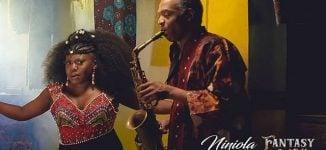 WATCH: Niniola enlists Femi Kuti in 'Fantasy' visuals