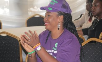 PHOTOS: OXFAM celebrates women's day, seeks gender-inclusive govt in Nigeria