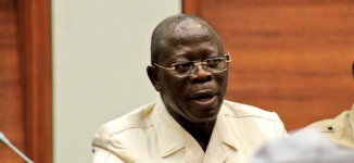 Oshiomhole on Obaseki: A snail can't be a threat in a race where tigers are involved