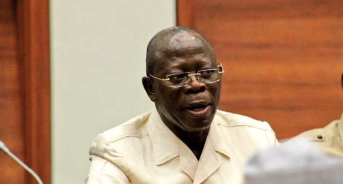 APC can't bend rules in favour of Obaseki, says Oshiomhole