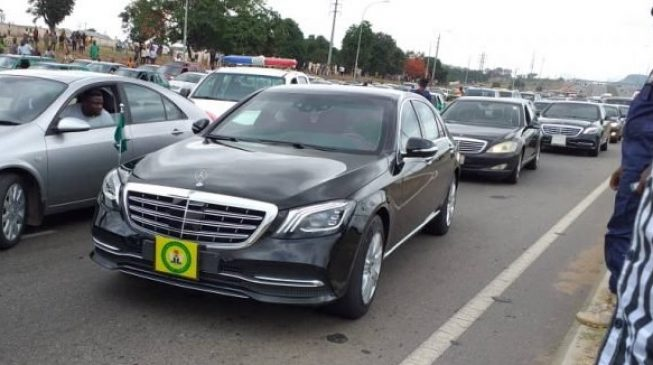 Osinbajo's escort loses wife hours after escaping convoy crash