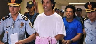 Ronaldinho regains freedom after 32 days in Paraguayan prison