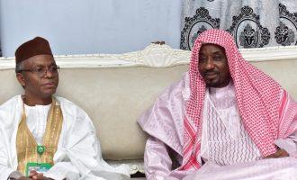 El-Rufai, Sanusi Lamido Sanusi and 'opportunism'