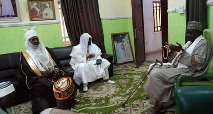 Malami ordered Sanusi's detention, says former emir's aide