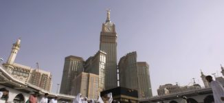 Saudi Arabia suspends prayers in arenas outside Mecca, Medina holy mosques