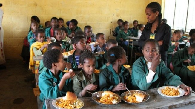 FG: Why we haven't paid cooks of school feeding programme