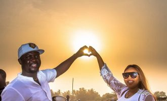 'It's 9 years and still counting' — Seyi Law marks wedding anniversary with wife