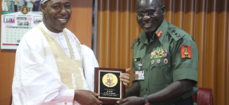 Terrorism will be over soon, says Zulum as he visits Buratai