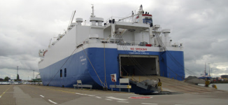 Rivers port set to receive first RoRo vessel