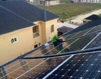 FG launches $200m renewable energy project 'to light up 500,000 households'