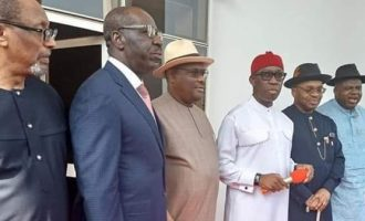 South-south govs to establish regional security outfit