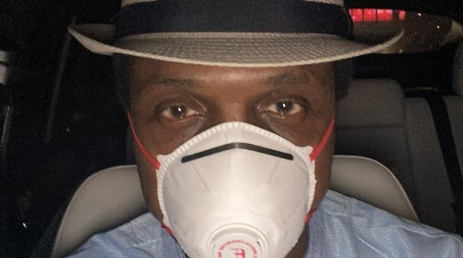 Tonye Cole self-isolates after being on same flight with Nigeria's Case No. 3