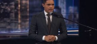Trevor Noah bids farewell to studio audience amid coronavirus fears