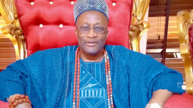 'One of your monarchs meddling in our affair' — Ekiti oba writes Makinde over alaafin's letter