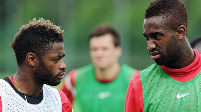 COVID-19: Djourou, Song among 9 FC Sion players sacked 'for not taking pay cut'