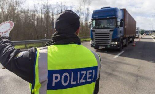 Germany to shut Austria, France, Switzerland borders over coronavirus