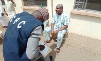 ICPC arrests Obono-Obla in Abuja