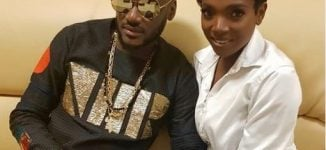 'Happy Annie-versary to us' — 2Baba, wife celebrate 7th wedding anniversary