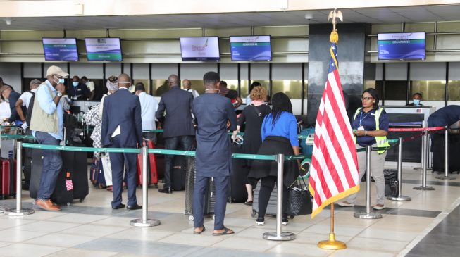 COVID-19: US evacuates 997 Americans from Nigeria