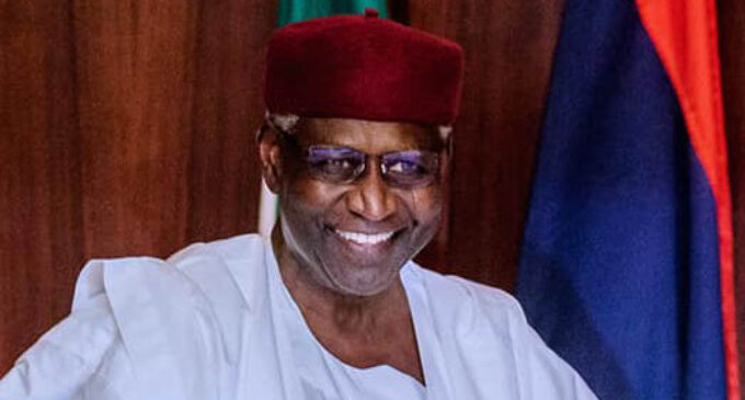 Sources: Doctors put Abba Kyari on bed rest as he recuperates