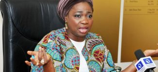 Dabiri-Erewa: How gunmen ejected NIDCOM staff from office on the orders of Isa Pantami
