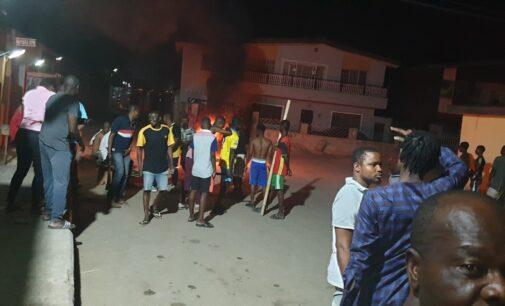 'Robbers' attacking residents of Agege, Mangoro, Iyana Ipaja