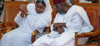 'May Allah forgive his shortcomings' — Aisha Buhari prays for Abba Kyari