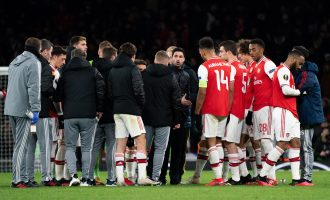 COVID-19: Arsenal agree pay cut with players, coaches