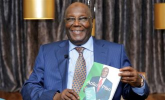 Group: Buhari implementing policies in Atiku's campaign document