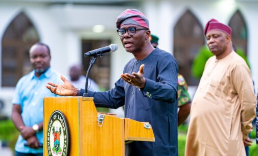 'Suspend protests, let's dialogue' — Sanwo-Olu appeals to #EndSARS protesters