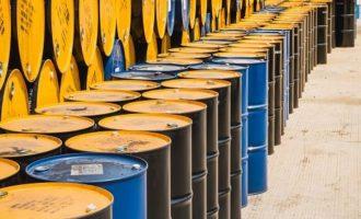 Bonny Light, Nigeria's crude grade, trades at $13 per barrel